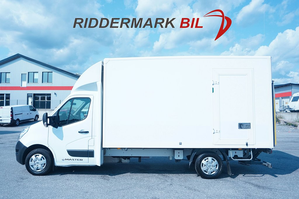 Renault Master 2.3 dCi Pickup/Chassi FWD (170hk)
