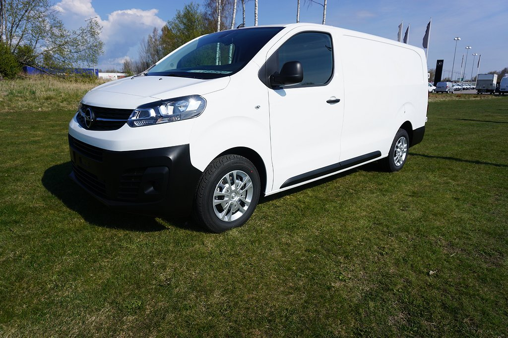 Opel Vivaro Van 2.0 Automat Euro 6 177hk
