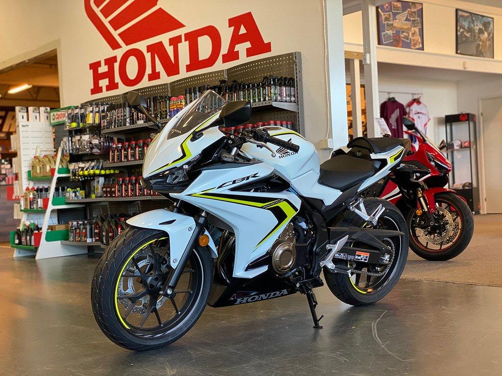 Honda CBR500R (Kampanj)