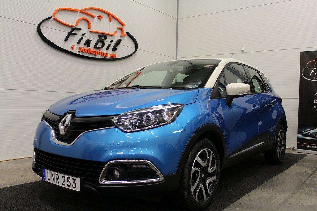 Renault Captur 0.9 TCe 90hk,OBS 5000 MIL,TOPPSKICK