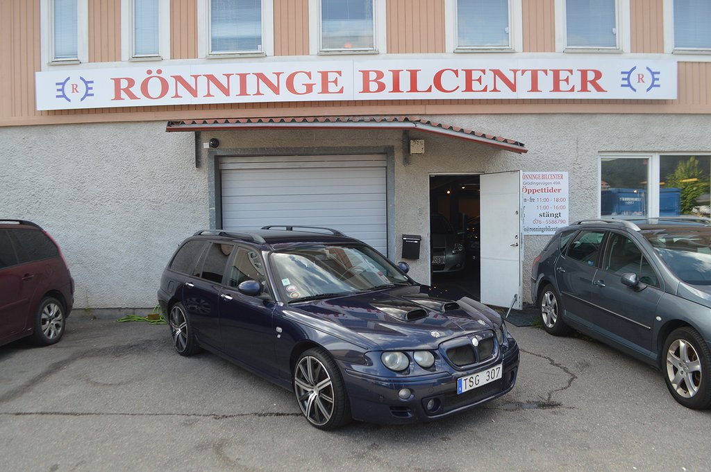 MG ZT -T 190 2.5 KV6 190hk  Sport Nybes  Dragkrok