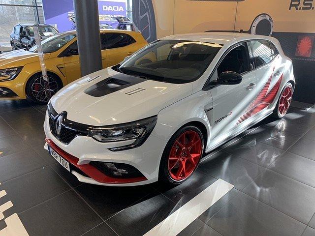 Renault Mégane R.S. Trophy 1.8 Euro 6 300hk