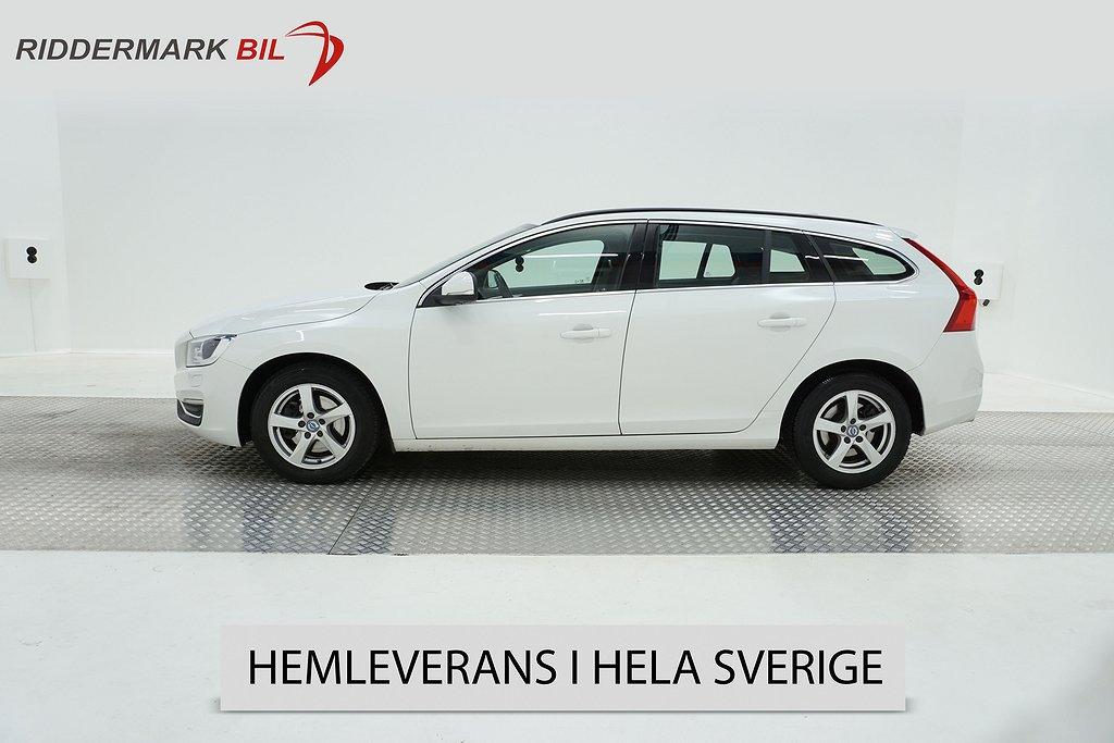 Volvo V60 D4 Momentum VOC Värmare Drag Eu6 190hk