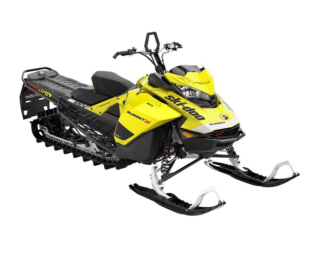 Ski-doo SUMMIT X 154 850 E-TEC SHOT