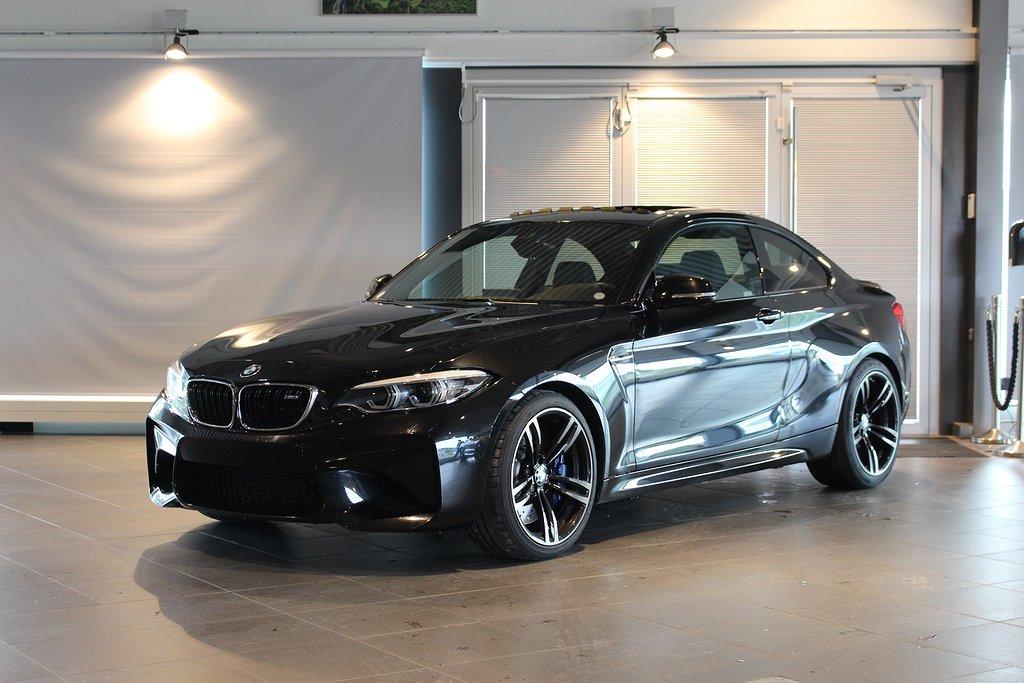 BMW M2 DCT 370hk / Nav / H&K / Facelift / Backkamera