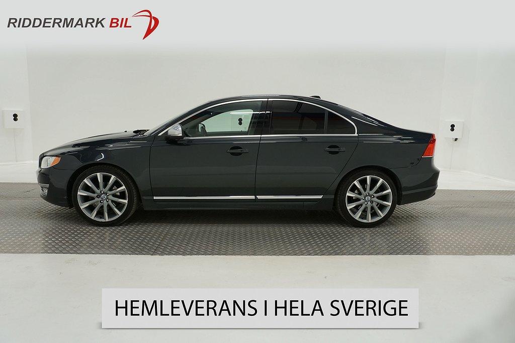 Volvo S80 D5 (215hk)