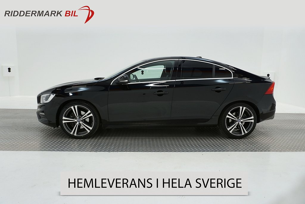 Volvo S60 D4 AWD (190hk)