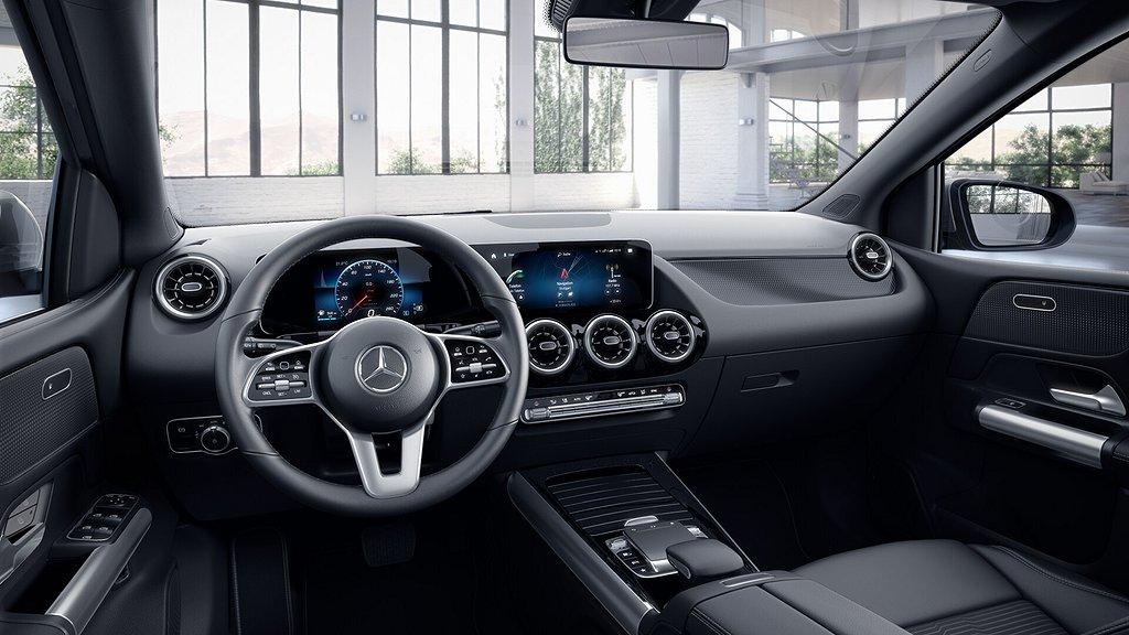 Mercedes-Benz B 180 // KAMPANJ // Privatleasing
