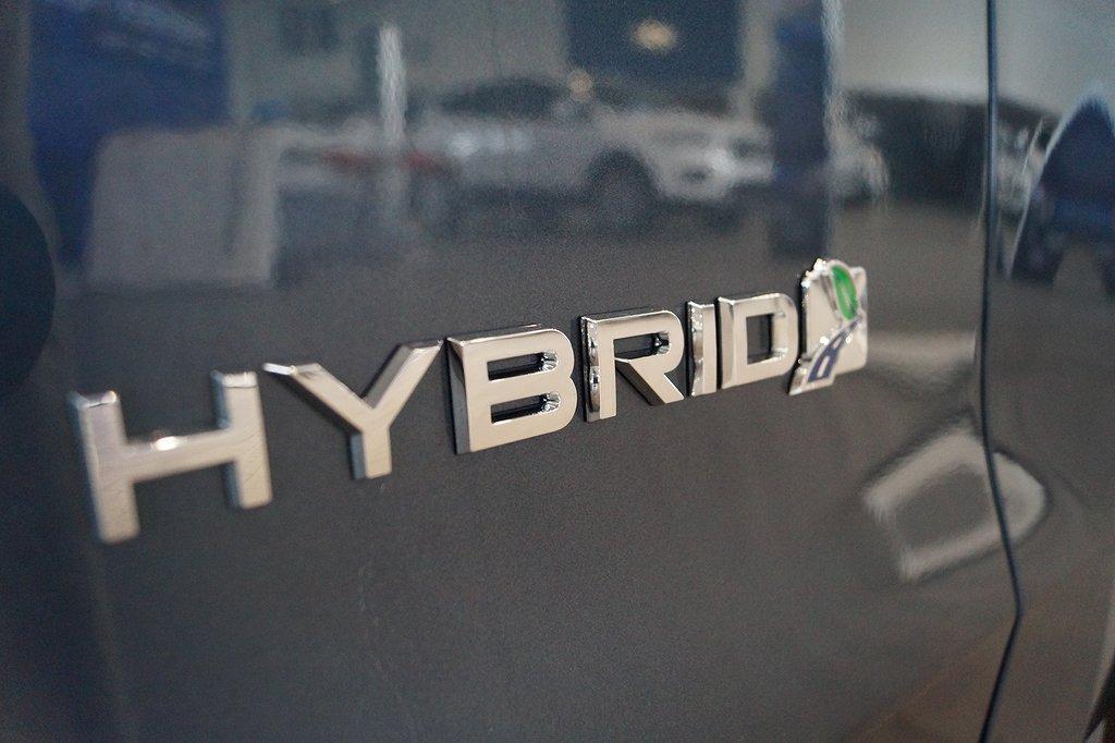 Ford Mondeo Hybrid 2.0 187hk Titanium Kombi Aut *Demo*