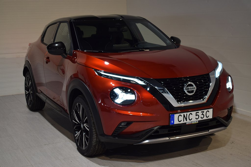 Nissan Juke 1.0 DIG-T DCT N-design (Bose Personal, Tech Pack) 2020