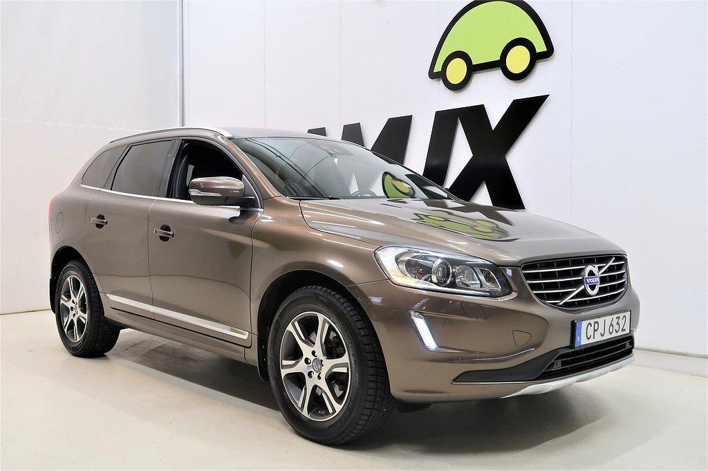 Volvo XC60 D4 AWD Summum | Nav | VoC | Laneassist |181hk.
