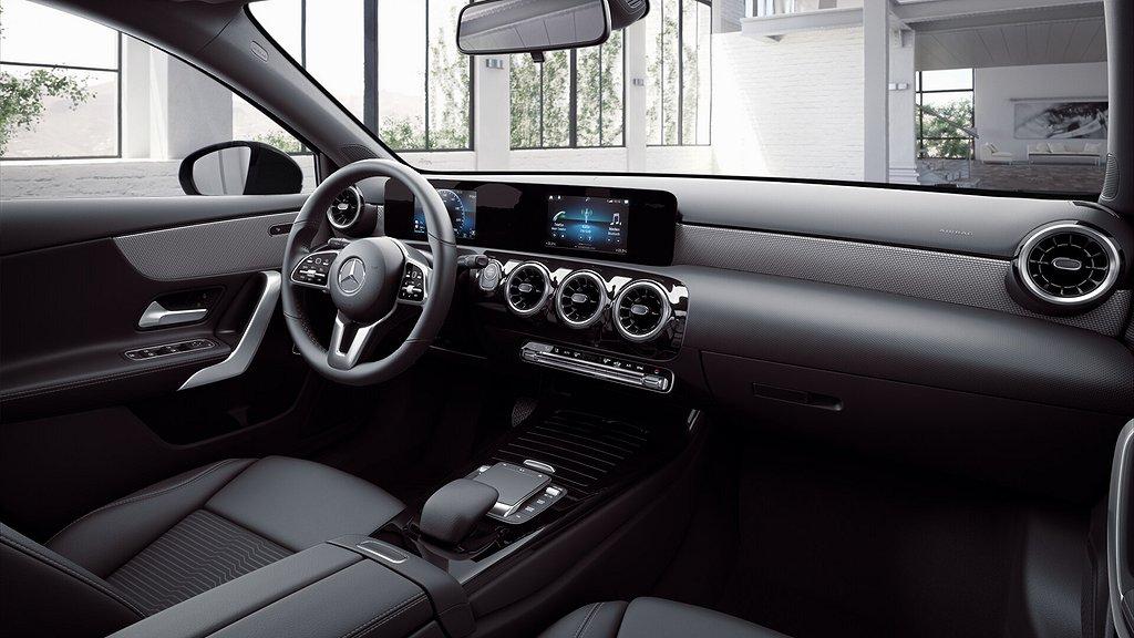 Mercedes-Benz A 250 e Sedan Plug-In // Privatleasing