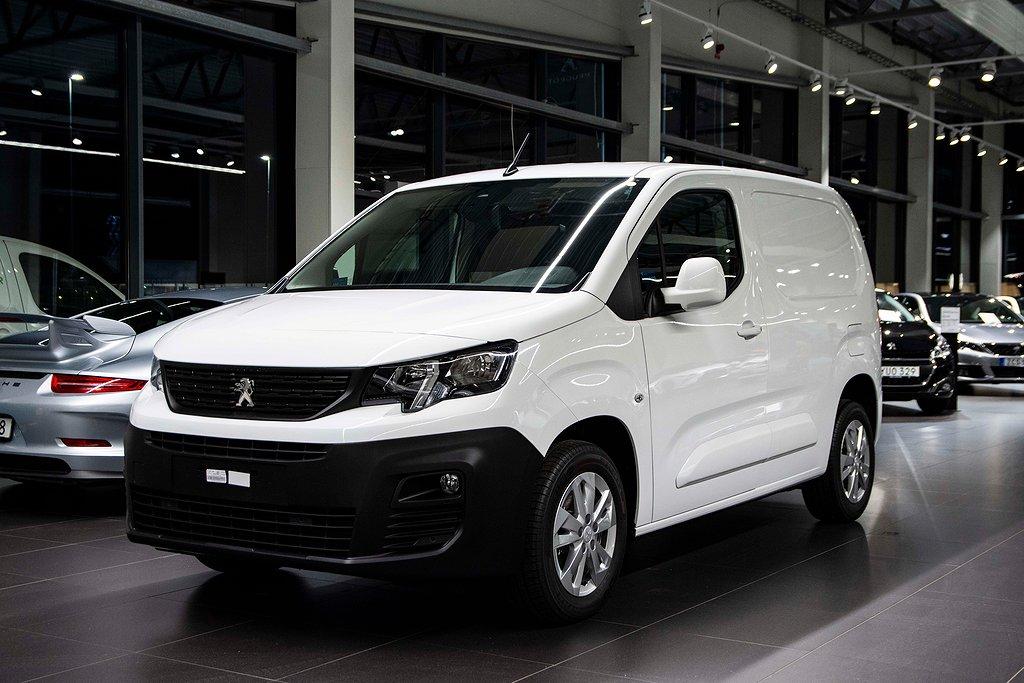Peugeot Partner NYA Partner, InBusiness, L1, 75hk BlueHDi