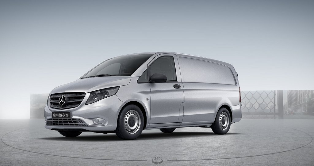 Mercedes-Benz Vito STAR 116 CDI Skåp Lång Kampanjbil
