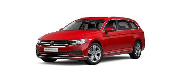 Volkswagen Passat SC Privatleasing från 3395:-/m