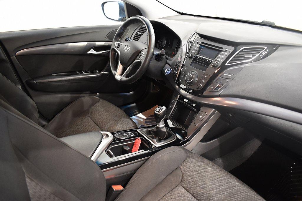 Hyundai i40 1.7 CRDi Sedan (136hk)