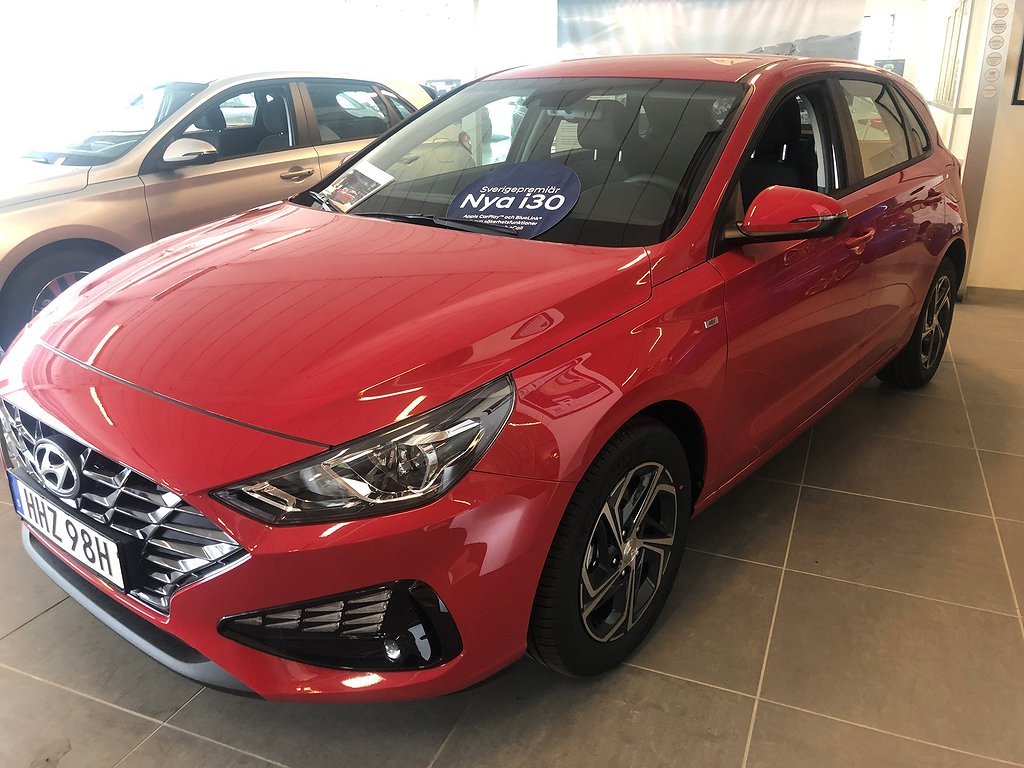 Hyundai i30 5-dörrars 1.0 T-GDi DCT MHEV Essential