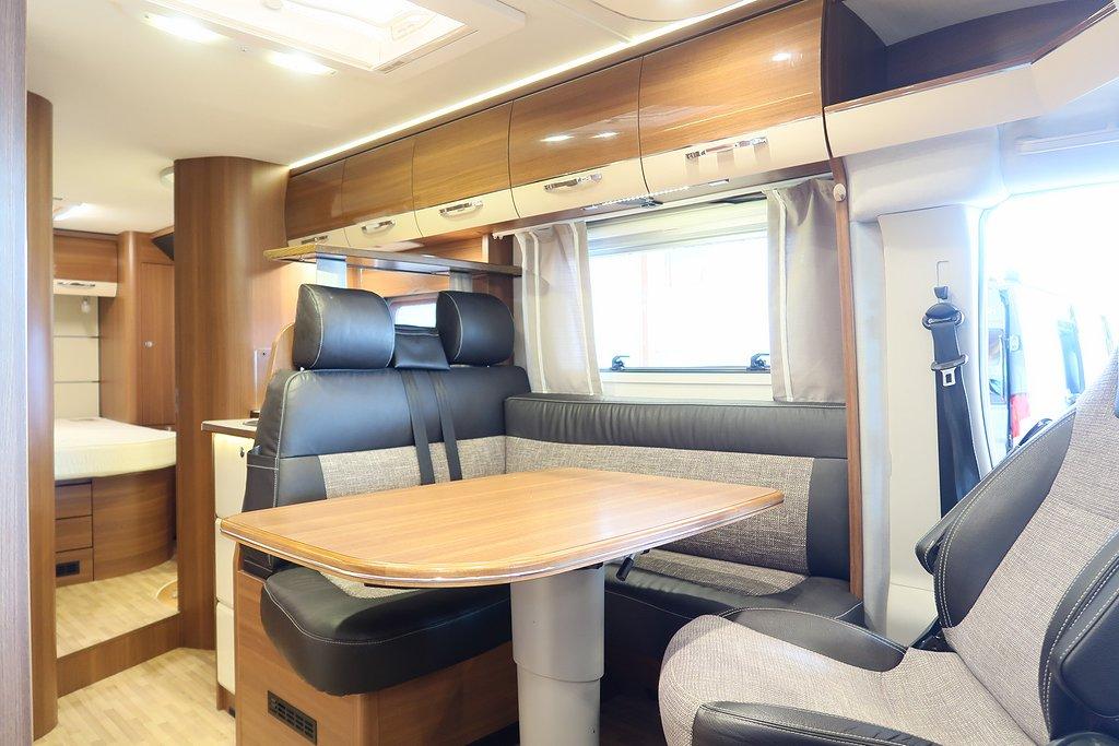 Husbil-halvintegrerad LMC Cruiser Comfort T 732 ALDE 8 av 22