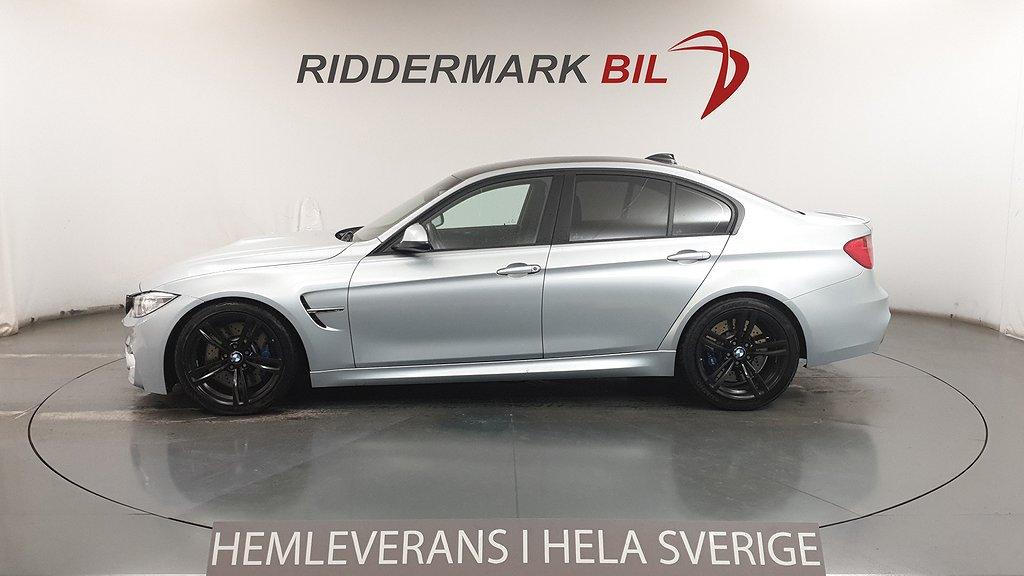 BMW M3 Sedan, F80 (431hk)