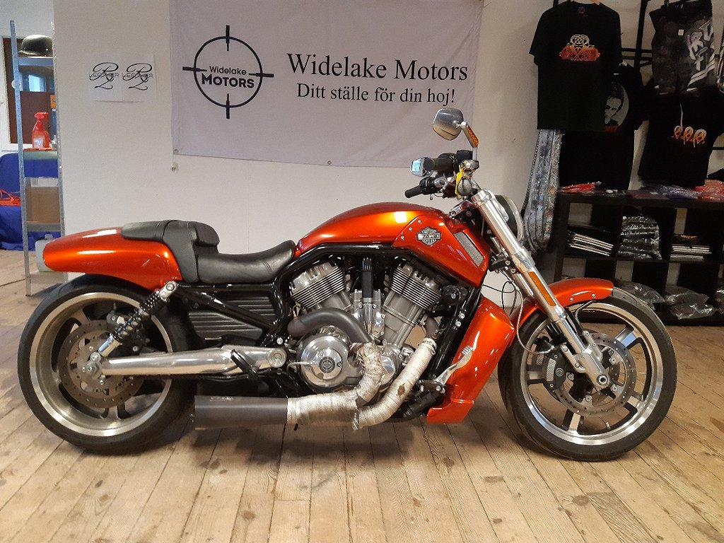 Harley-Davidson VRSSCF V-rod muscle 2 års garanti