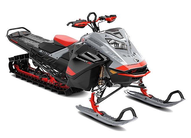 Ski-doo Summit X Expert 165 850 E-TEC SHOT -21