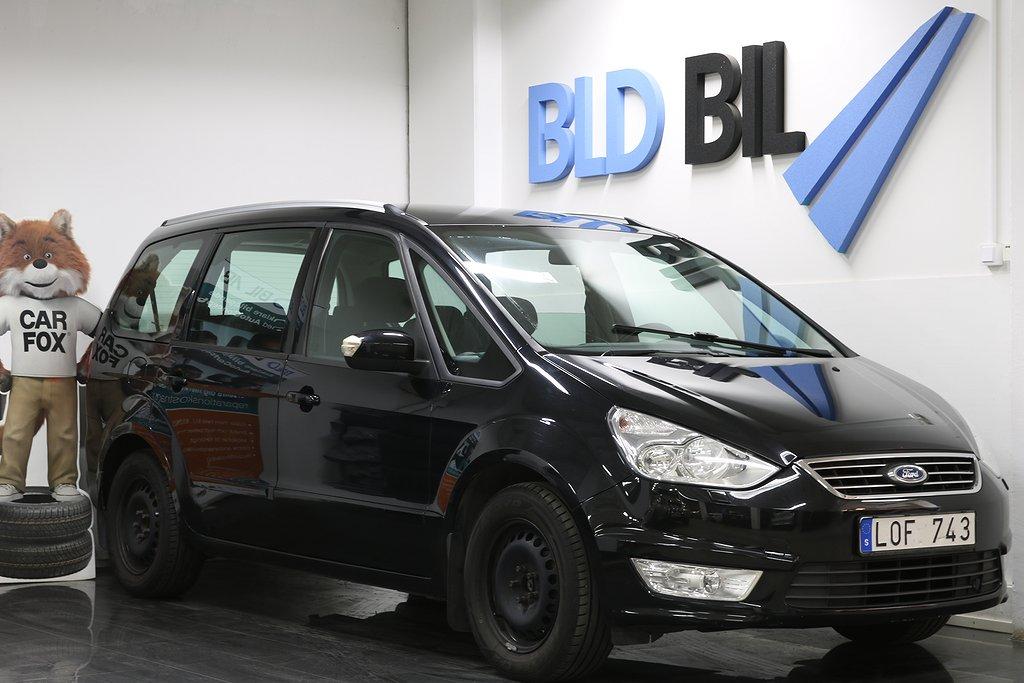 Ford Galaxy 2.0 Flexifuel 7-SITS M-VÄRMARE  145HK