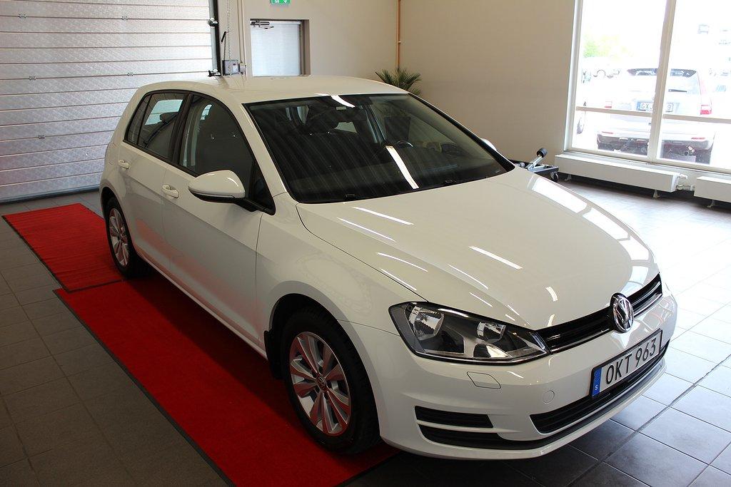 Volkswagen Golf, 1.2 TSI Style Euro 6 110hk