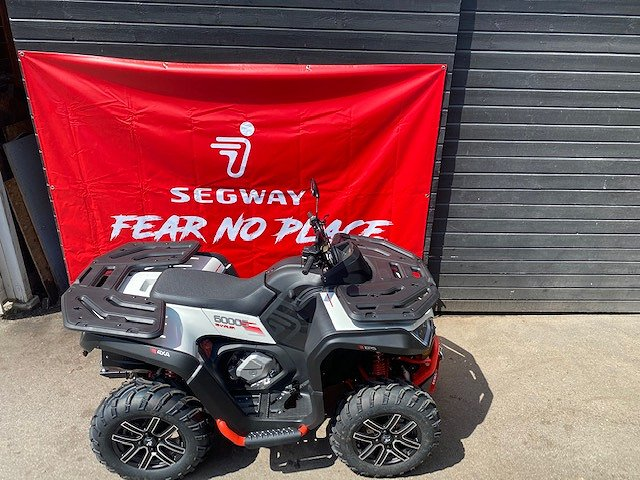 Segway snarler AT6 S Deluxe EPS