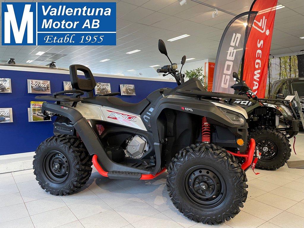 Segway SNARLER 600GL  EPS Traktor A  2-sits **omg leverans**