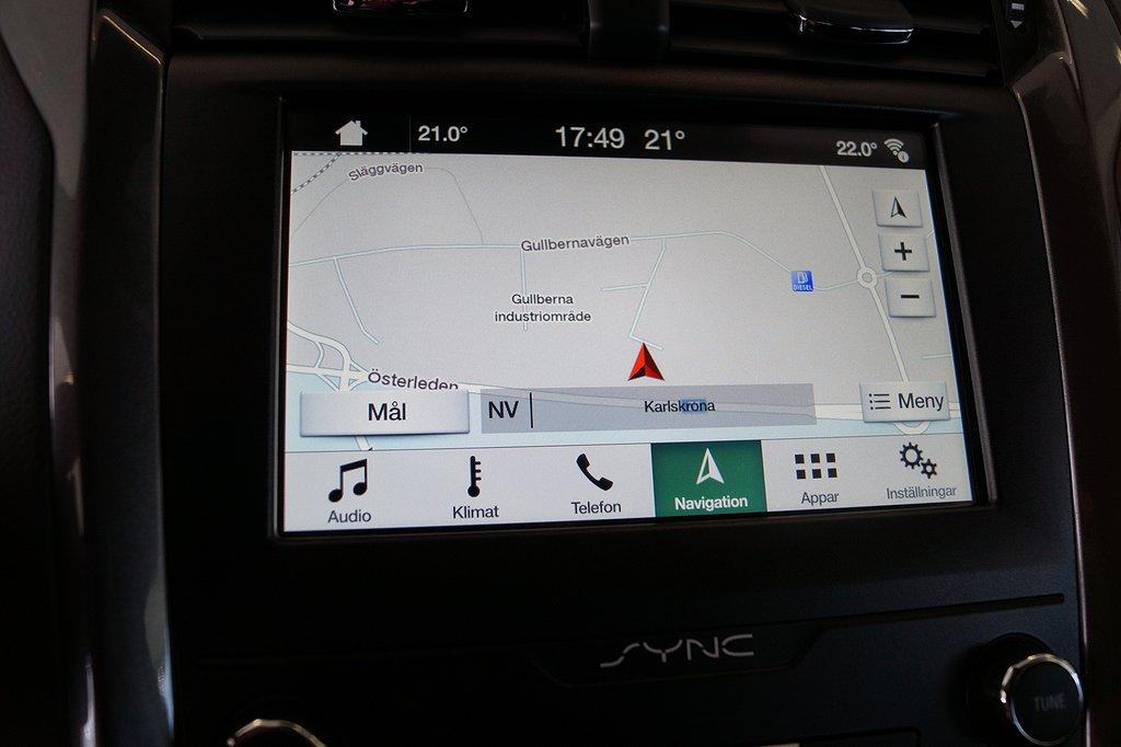 Ford Mondeo 2.0 EcoBlue 190hk Titanium AWD 8Aut/Drag/V-hjul/GPS