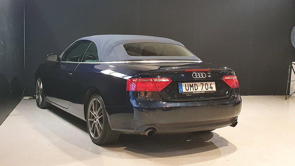 Audi A5 Cabriolet 2.0 TFSI Multitronic 180hk