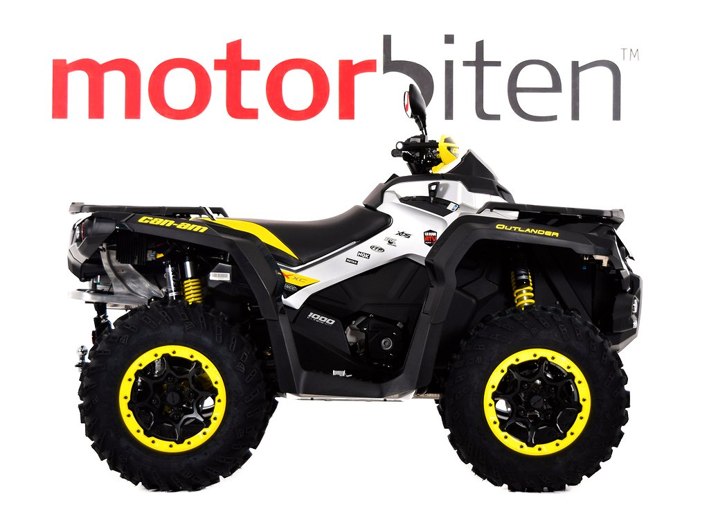 Can-Am Outlander XXC 1000 TB ABS