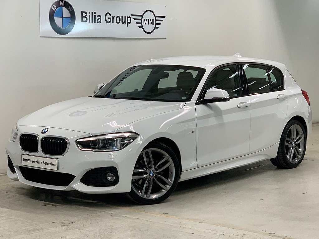 BMW 118 i Aut M-Sport  | Läder | 18 Tum