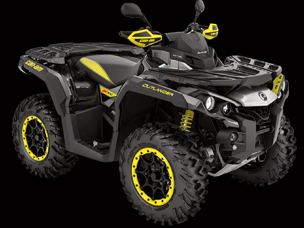 Can-Am Outlander 1000 XXC T