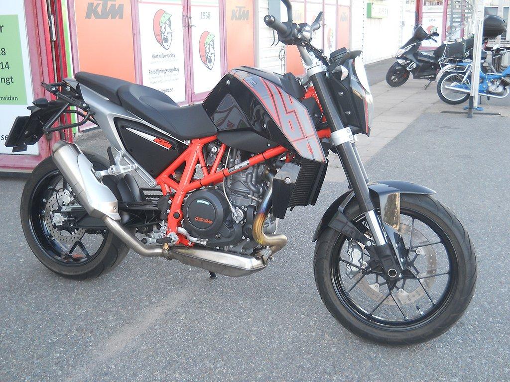 KTM 690 Duke -2013