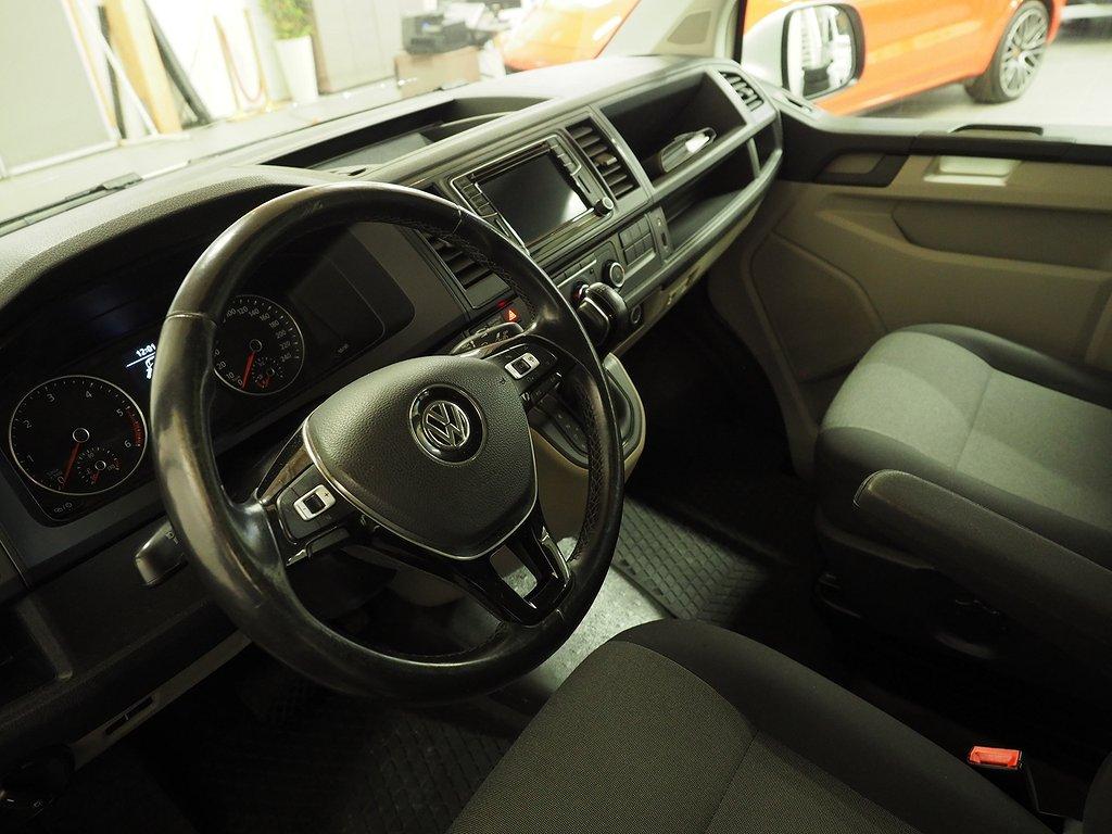 Volkswagen Transporter 2.0 TDI 4Motion Kombi 5 Sits D-värmar 2018