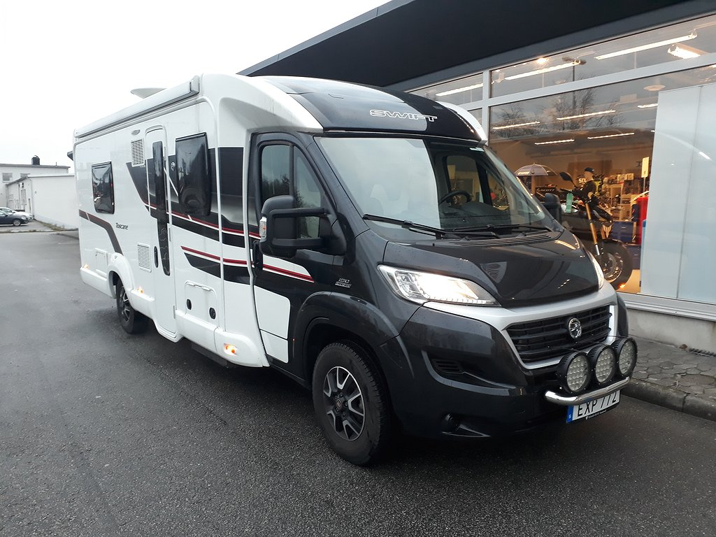 Swift Toscane 774 EB Välutrustad!