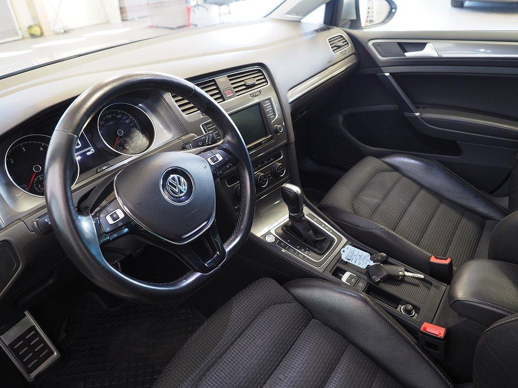 Volkswagen Golf Sportscombi Alltrack 2.0 TDI 4M D-VÄRM 184hk 2016