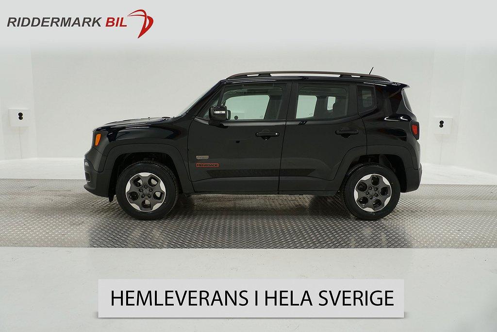 Jeep Renegade 2.0 MultiJet 4WD (140hk)