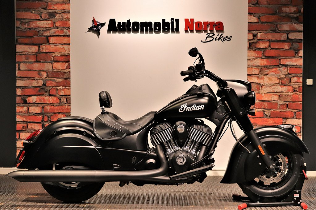 Indian Cheif Dark Horse ABS Vance/Hines