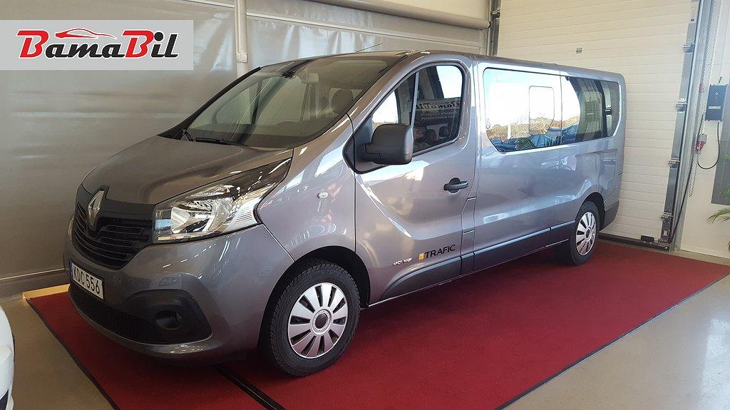 Renault Trafic 1.6 dCi Euro 6 ( 145hk) 9-sits