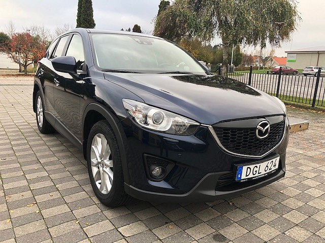Mazda CX-5 2.2 SkyActive-D AWD Optimum 175HK