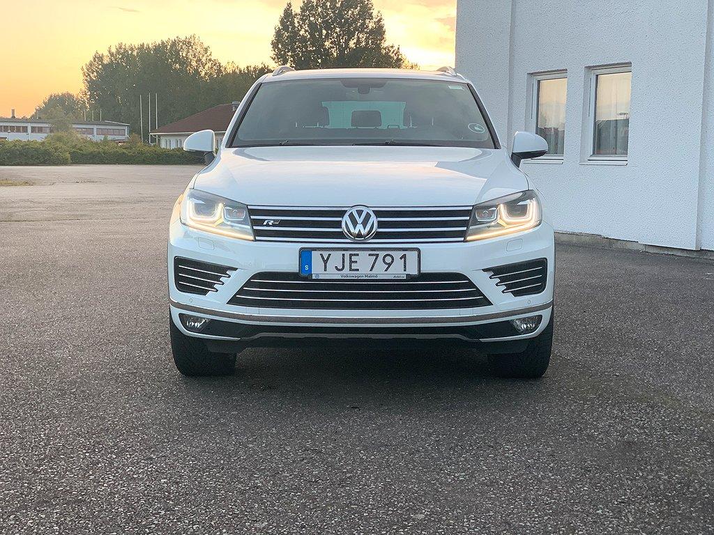 Volkswagen Touareg 3.0 V6 TDI SCR 4Motion Automat R-line Euro 6 204hk