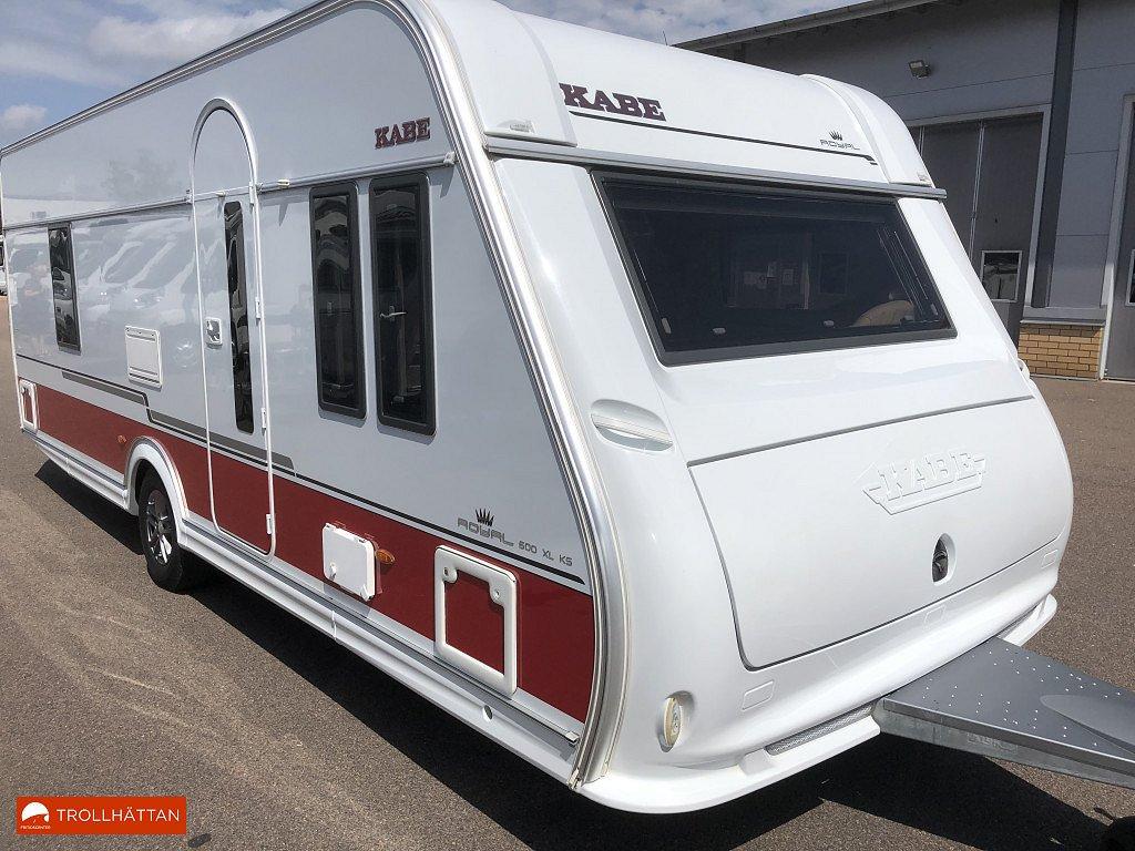 Kabe ROYAL 600 XL KS *L-Soffa*