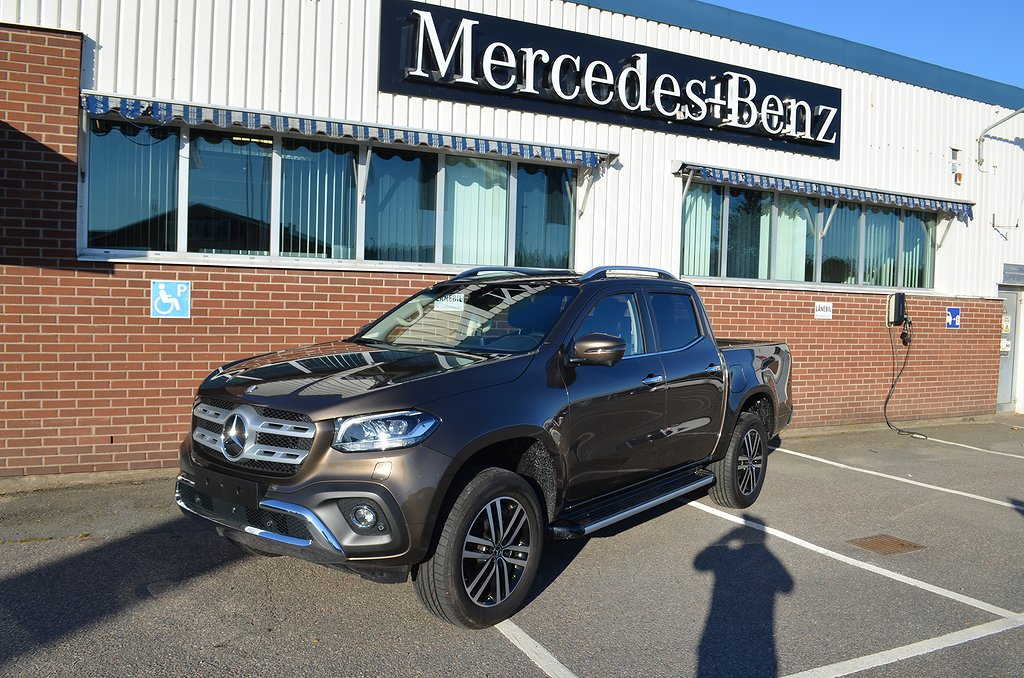 Mercedes-Benz X-Klass X 250 d Progressive Edition 4matic