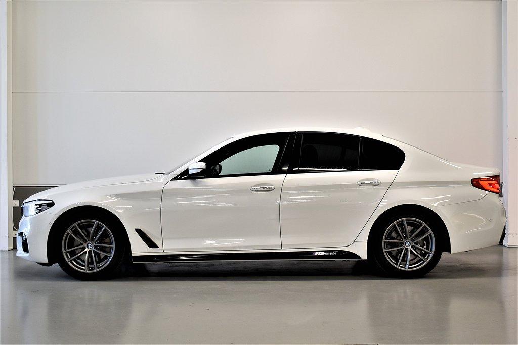 BMW 520 d 190HK xDrive SEDAN AUT M-SPORT NAVI