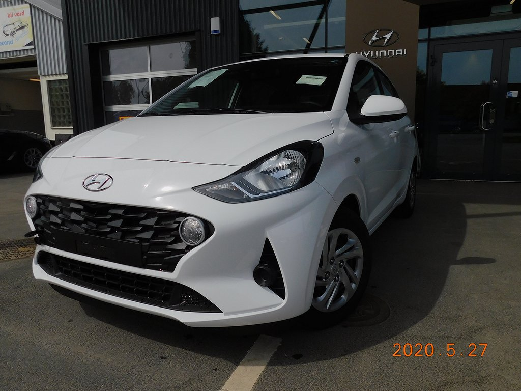 Hyundai i10 1.0 67hk Essential