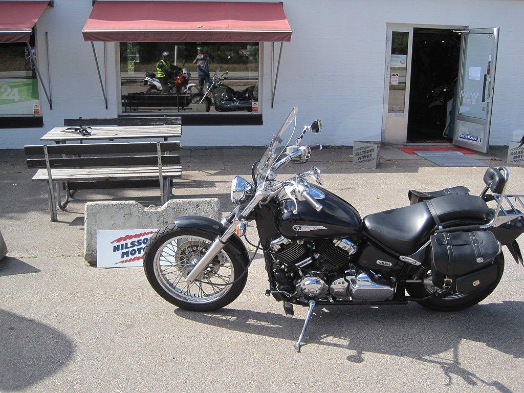 Yamaha 650 Dragster
