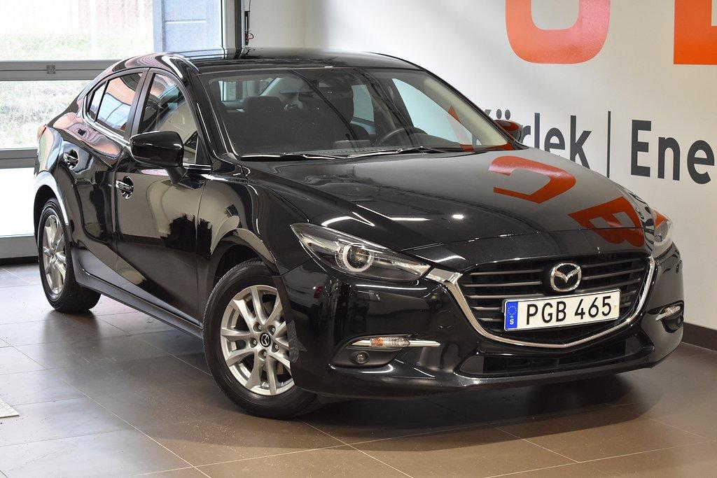 Mazda 3 Sedan Vision 2.0 120hk 5D