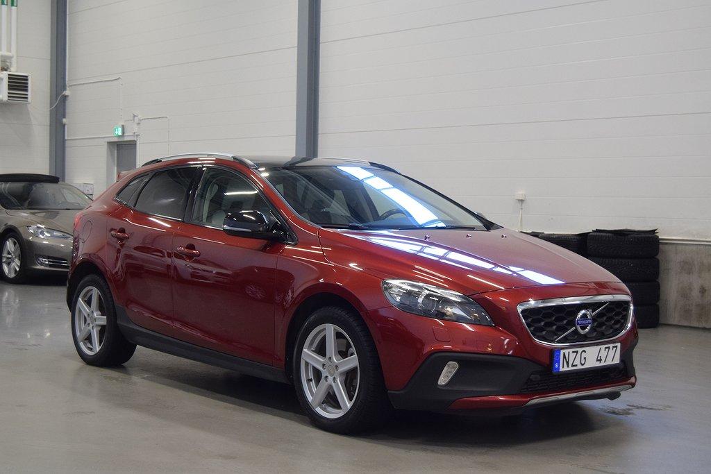 Volvo V40 Cross Country D3 Aut Momentum BE Pro Drag